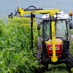 Vineyard trimmer Tecnovict 220T